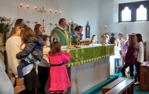 Children's Worship Service 1_01_2015 D